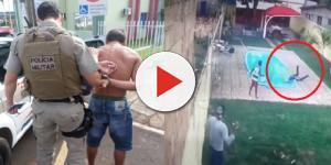 Homem é preso após reagir a tentativa de assalto em sua residência