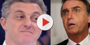 Luciano Huck pode ser favorecido por discurso de Bolsonaro