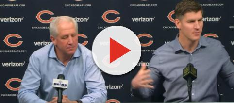 Chicago Bears Notes: Ryan Pace, John Fox hold end-of-season press Image credit - Chicago bears | YouTube