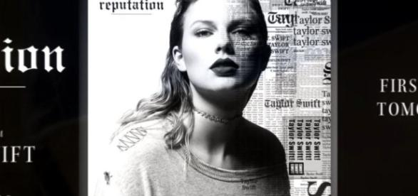Taylor Swift has just reached number one on the album charts for the third time.