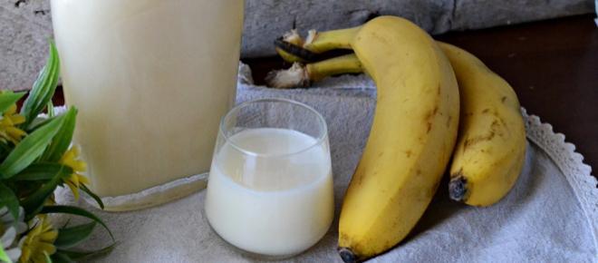 Il 'Bananino': un liquore cremoso alla banana