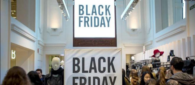 Día de descuentos: Black Friday 2017