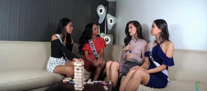 Miss Universe 2017 pre-pageant activities kick off in Las Vegas