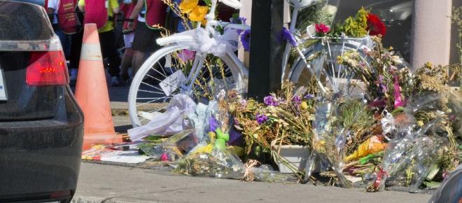 Les messages des vélos fantômes