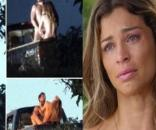 Namorado de Grazi Massafera termina após cenas quentes em novela 'O Outro Lado Do Paraíso'.