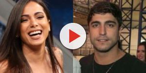 Anitta e o empresário Thiago Magalhães estão juntos