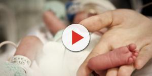 Bebê tema apenas 71 dias e seu quadro de saúde é estável .