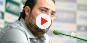 Diretor de futebol do clube paulistano