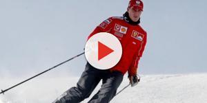 Durante recuperação lenta, Schumacher já é levado ao jardim de sua casa