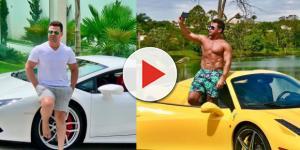 Eduardo Costa diz que sexo em Ferrari é desconfortável: 'É tara de mulher'