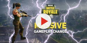 """Fortnite"" Battle Royale gets a huge gameplay change! Image Credit: Own work"