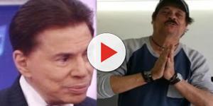 Silvio Santos vira alvo de Carlinhos na Record TV