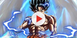 Vegeto ultra instinto en Dragon Ball Super