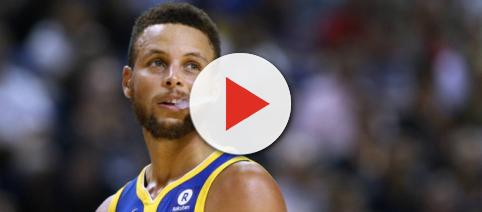 Steph makes a prediction for 2018 - (Image: YouTube/Warriors)