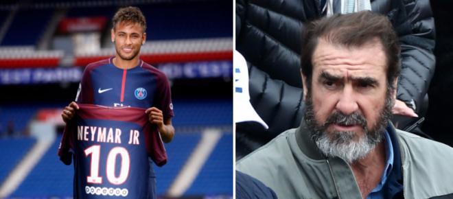 Eric Cantona discorda de decisão de Neymar e arrasa o jogador; veja