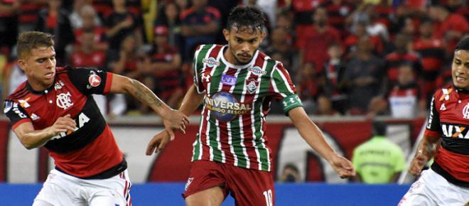Segundo jornal italiano, Atalanta observa quatro jogadores do Fluminense