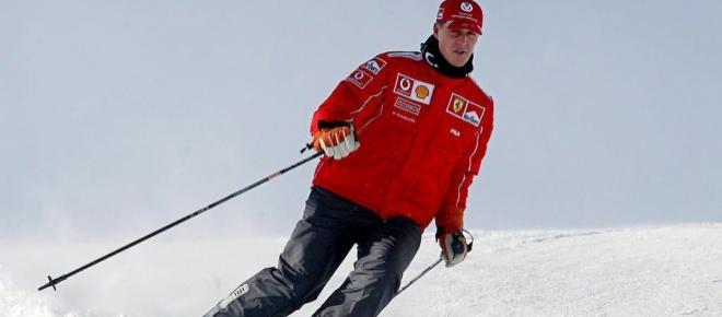 Milagre? Veja como está o piloto Michael Schumacher após 4 anos de acidente
