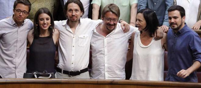 La izquierda y la derecha españolas unidas en la misma desvergüenza