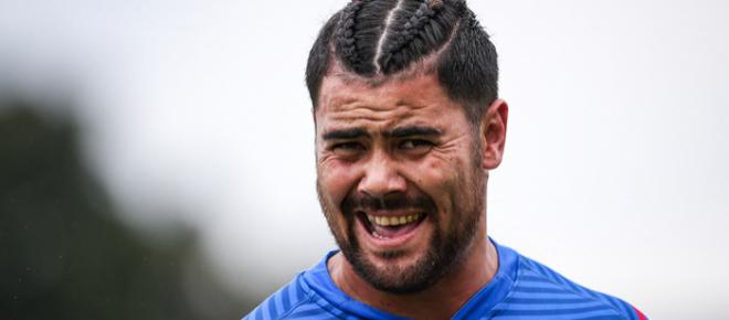 Wakefield forward Fifita to remain in Australia after wife is jailed