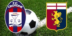 Crotone-Genoa: dove vedere il match salvezza in streaming e Tv
