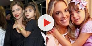 Celebridades brasileiras e suas filhas