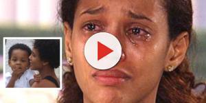 Filhinho de Taís Araújo é vítima de crime terrível: 'De chorar'