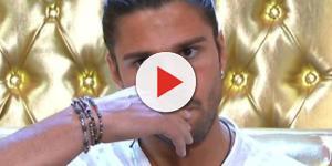 Gfvip: Luca Onestini, nuovo messaggio d'amore per lui