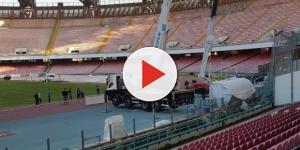 Stadio Napoli Universiadi - napolitoday.it