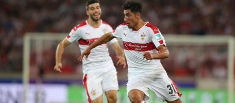 Berkay Özcan gilt als ein aufstrebendes Talent im Mittelfeld (Quelle: Bild.de)