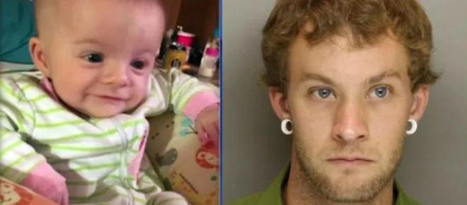 Pai bate em bebezinha linda até a morte e revolta: 'Chorava demais'