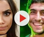 A cantora se casou com Thiago Magalhães, com quem estava namorando desde maio