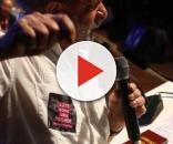 Ex-presidente Lula participou de congresso do PCdoB neste domingo (19)