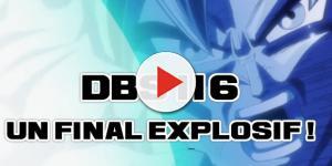 DBS 116 : Un final explosif, Gokû vs Kafla, Kafla éliminée !