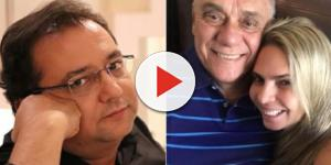 Geraldo Luís e namorada se acertam após polêmica com Luciana Lacerda