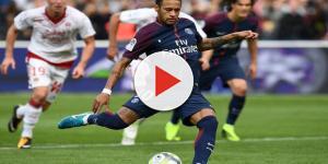 Neymar é o cobrador oficial de pênaltis no PSG