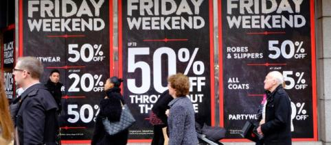 Black Friday shoppers set for £3BILLION splurge - how to make sure ... - thesun.co.uk