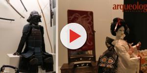 Sala Japón: La tierra del Sol Naciente, Museo Nacional de las ... - arqueologiamexicana.mx