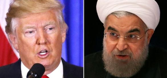 Trump to Iran's Rouhani: Better be careful - Middle East ... - jpost.com