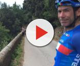 Brutta disavventura per Davide Cassani - cicloweb.it