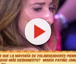 Rosa Benito contra María Patiño.