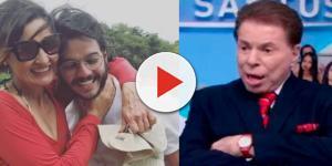 Silvio ataca Fátima por namorado novinho