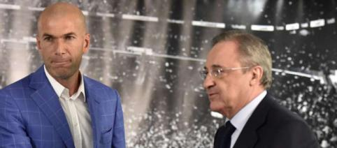 Real Madrid : Florentino Pérez sonde un grand entraîneur !