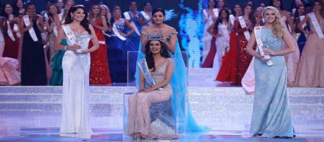 Indian girl wins Miss World title contest in China after 17 years