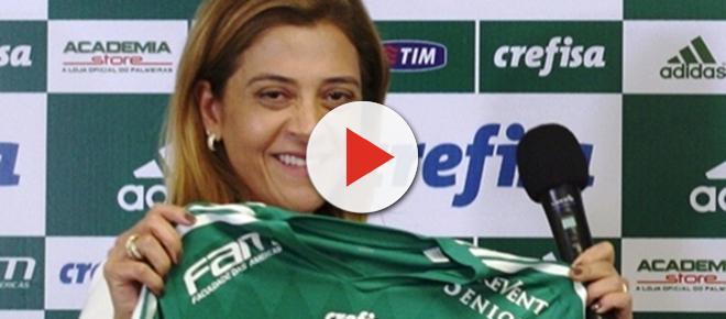 Crefisa libera dinheiro e Palmeiras fecha com ídolo do rival