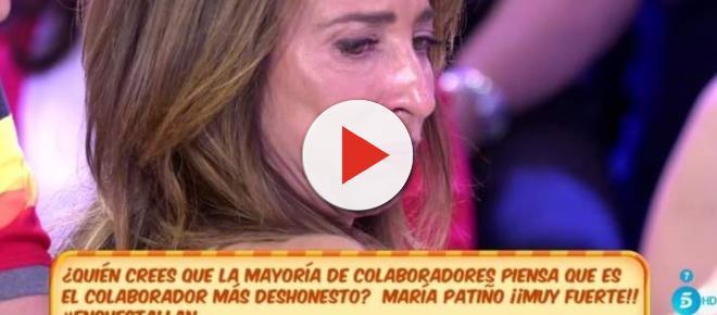 A Rosa Benito se le va la boca contra María Patiño y Socialité
