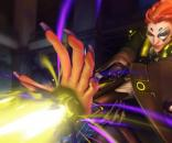 "Moira's strength and weaknesses in ""Overwatch."" Image Credit: Blizzard Entertainment"