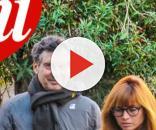 Fabrizio Frizzi dopo il malore - Foto 'Chi'