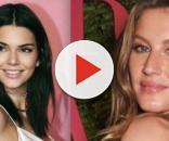 Kendall Jenner e Gisele Bundchen