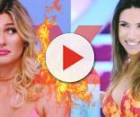 Lívia Andrade e Patrícia Abravanel se estranham nos bastidores