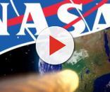 NASA un asteroide colpità il nostro pianeta.